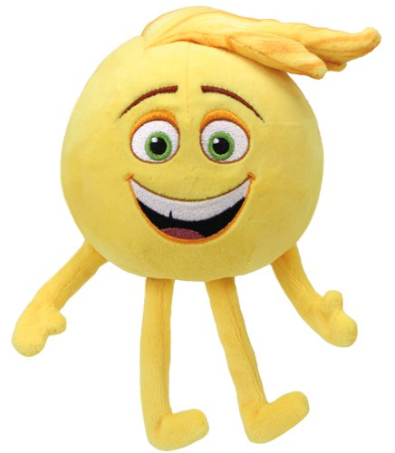 TY- The Movie Gene, Emoji, 15 cm (United Labels Ibérica 42296TY) , color/modelo surtido