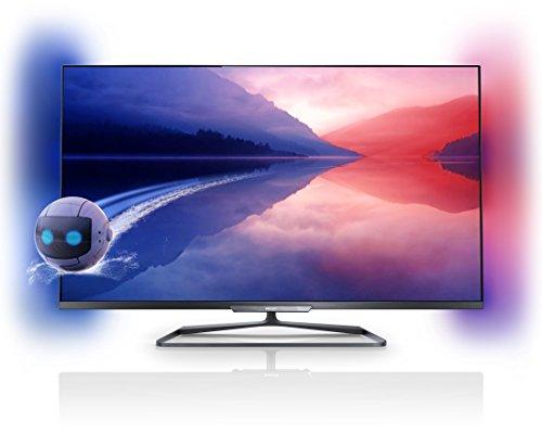 Philips 47PFL6008K/12 119 cm (47 Zoll) 3D-LED-Backlight-Fernseher, Energieeffizenzklasse A++ (Full HD, 500Hz PMR, Smart TV, WiFi, Pixel Precise HD)