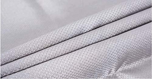 CEXTT Faraday Tela Protección contra la radiación/de protección conductora/RFID/Tejido de protección eléctrica...