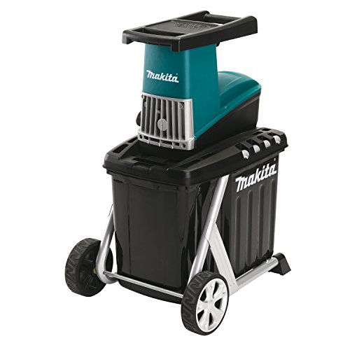 Makita UD2500/2 Electric Shredder 2500W 45mm 240V, 2500 W, Blue, Large