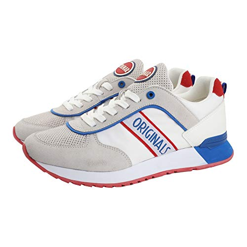 COLMAR Travis Runner White TRAVISRUNNER030