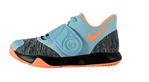 Nike KD Trey 5 Vi (PS), Zapatillas de Baloncesto Niño, Multicolor Blue Chill Orange Pulse Black 001, 31 EU