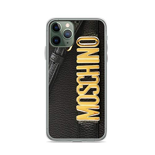 Mos-chi-no Bag Phone Case Compatible with iPhone 12 11 X Xs Xr 8 7 6 6s Plus Pro Max Samsung Galaxy Note S9 S10 S20 Ultra Plus