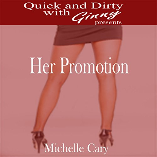 Her Promotion audiobook cover art