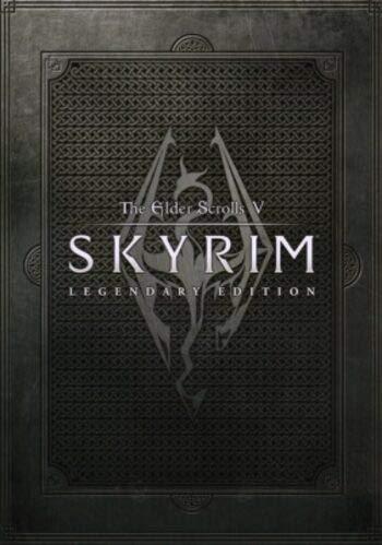 The Elder Scrolls V: Skyrim Legendary Edition【PC版】Steamコード 日本語対応 有効化マニュアル付き(コードのみ)