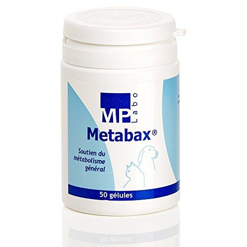 MP Labo - METABAX - Soutien du métabolisme général - Chien et chat