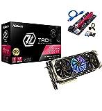 ASRock Radeon RX 5700 XT Taichi Triple Fans OC Video Graphics Card 8GB 256-Bit GDDR6 DirectX 12 Dual BIOS PCI...