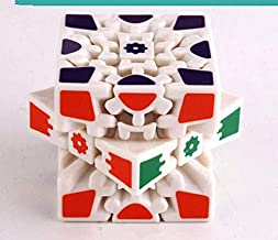 MITUHAKI Three Order Cube Anxiety Stress Relief Fidget Toy Focus Adults Kids Attention Gift - 11 X Gear Cube - Stress Relievers Fidget Cubes