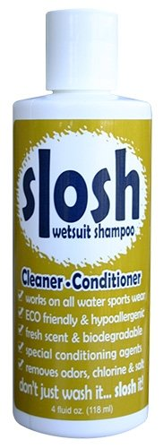Jaws Slosh Wetsuit Shampoo & Conditioner 118ml