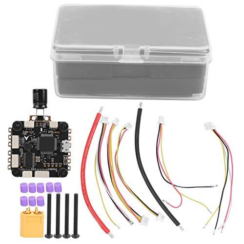 FOLOSAFENAR Controlador de Vuelo con batería fácil de operar ESC sin escobillas para Control Remoto RC con Alta compatibilidad