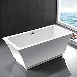 Best Freestanding Bathtub Reviews in 2016-2017: Top Deals for Your ...