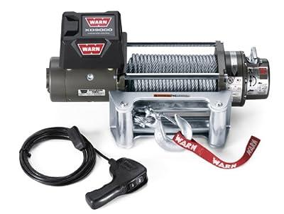 WARN XD9000 9000-lb Winch12 Volt