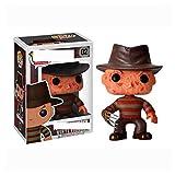 ¡Popular! A Nightmare on ELM Street - Freddy Krueger Vinyl Masterpiece Movie Series Horror, Figura C...