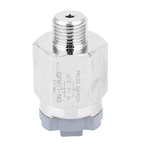Interruptor ajustable, interruptor de control de presión portátil, conveniente estable para entusiastas de los profesionales electrónicos