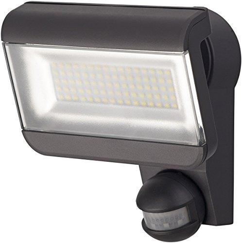 Brennenstuhl LED-Strahler Premium City / LED-Leuchte für außen und innen mit Bewegungsmelder (IP44, 40 W, 6000 K)