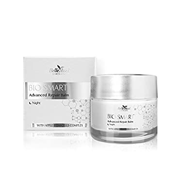 Belle Azul - REGENERATING NIGHT CREAM BIO SMART - Anti-wrinkle and anti aging care - Moisturizing and repairing - Paraben and phthalate free / 50 ml. by Simon Tom