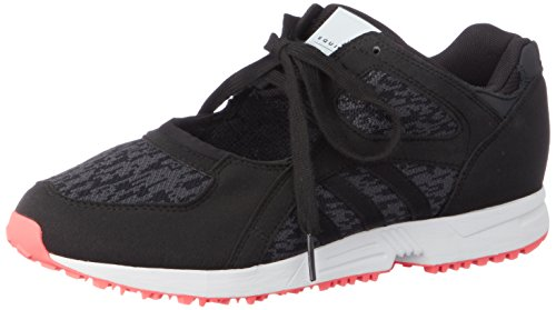 Womens Adidas Originals EQT Racing 91 Trainers in core black.