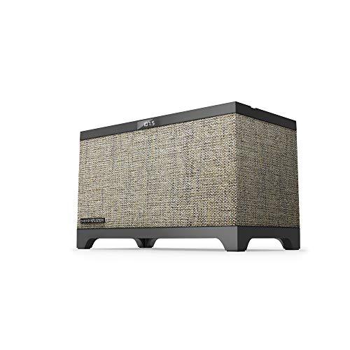 Energy Home Speaker 4 Studio Altavoz portátil con Bluetooth, conexión USB y Mando a Distancia (35W, Radio FM, Audio in)