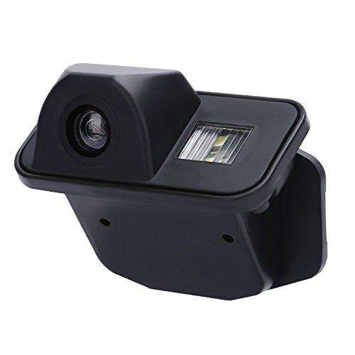 HD 170° Rückfahrkamera Farbkamera Einparkkamera Nachtsicht und für Rückfahrsystem Einparkhilfe Wasserdicht für Toyota Avensis T25 T27 / Corolla/Vios