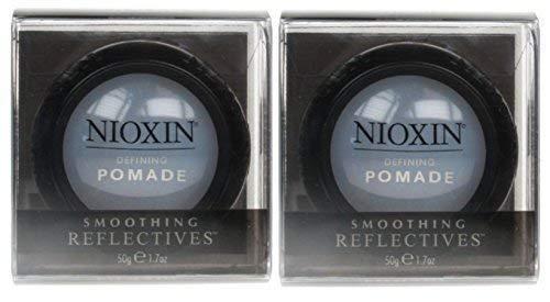 Nioxin Lissant Réflecteurs Définition Pommade 50g (Pack de 2)