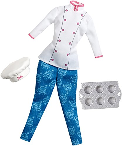 Mattel - Barbie Look i Can Be - Chef