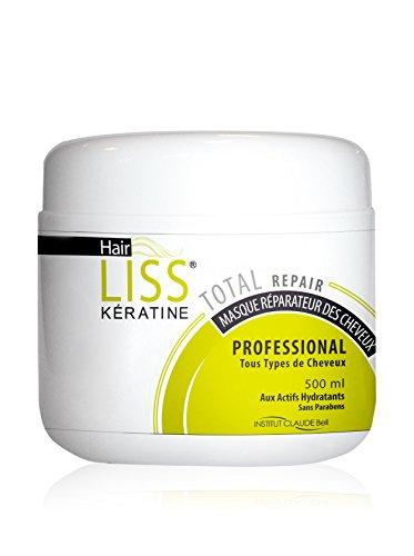 B2C Hair Liss Kératine Masque Réparateur 500 ml