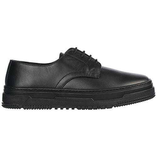 Valentino Zapatos de Cordon Hombre Nero 43 EU