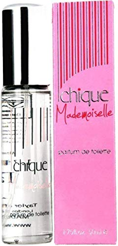 Perfume MILTON LLYOD - Fragancia romántica - Chique mademoiselle perfume da toilette - Mujeres- 50ml
