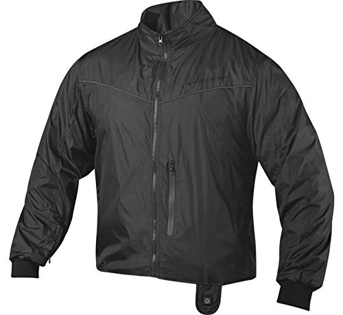 Firstgear 12 Volt 42W Heated Mens Motorcycle Jacket Liner Black XL
