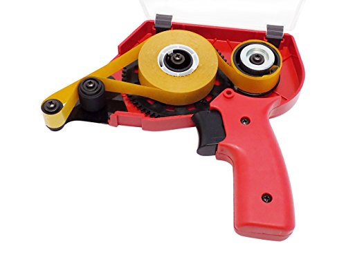 WOD ATG-50 ATG Tape Dispenser Gun for Transfer Tape, Adhesive Applicator: Dispenses 1/4 in, 3/8 in, 1/2 in, and 3/4 in. Wide on 1 in. Core (Comes with One Free 1/4
