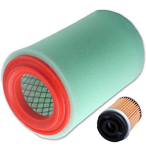 yamaha big bear 400 air filter - 7