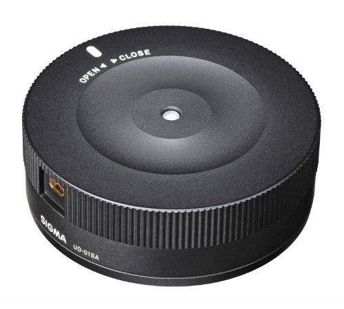 Sigma 878961 Dock USB per Pentax, Nero