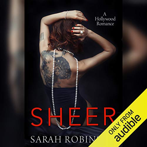Sheer audiobook cover art