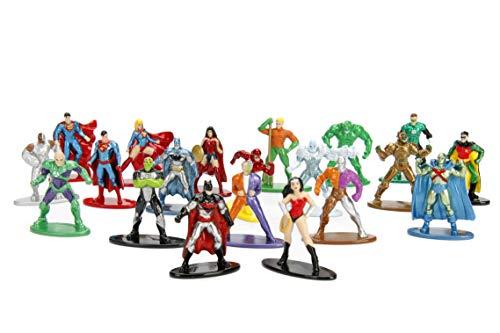 Jada Pack 20 Figuras DC Comics, Multicolor (0801310844090) 5
