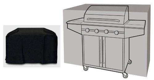 HBCOLLECTION Housse Noire pour Barbecue BBQ 165cm Extra Large Gamme Confort