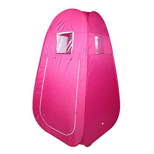Xinwoer Saunazelt, Umkleidekabine automatisch anziehen, bequemes Anziehen im Freien, um Kleidung zu wechseln
