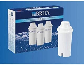 BRITA CLASSIC 3ブリタクラシックカートリッジ 3個パック [並行輸入品]