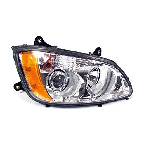 FORTPRO Kenworth T660 Headlights, Passenger Side