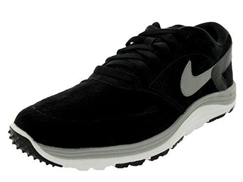 Nike con Af1 Flyknit bajo, Mujer Zapatillas - Negro, 38.5