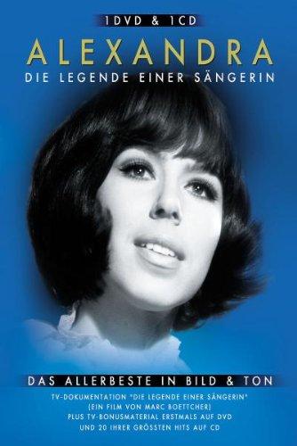 Alexandra - Die Legende einer Sängerin (CD + DVD) [Special Edition]