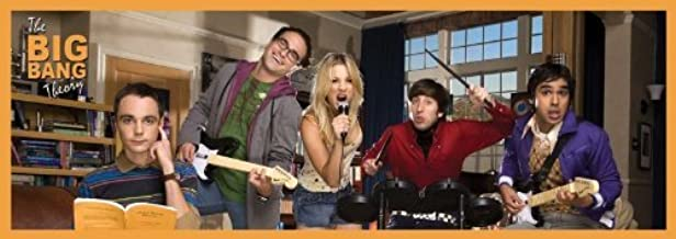 Culturenik Big Bang Theory Group TV Show Poster Poster Print 12 x 36 Inch B0085ANNKG