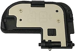 Tapa de la batería Tapa de Labios Reemplazo de Puerta para EOS 6D Mark II 6D2 Cámara Digital Reparación Pieza de reparación Herramienta de Parte - Negro