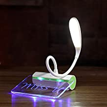 DealMux Folding LED Night Light and Message Board GREEN