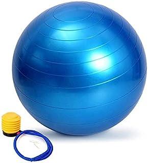 バランスボール A-leaf 55cm 65cm 75cm ダイエット ヨガボール エクササイズボール トレーニング アンチバースト仕様 ポンプ付 プレゼント