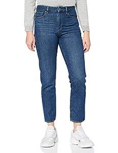 G-STAR RAW Damen Jeans 3301 High Straight 90s Ankle, Medium Aged Stone, 29W / 32L