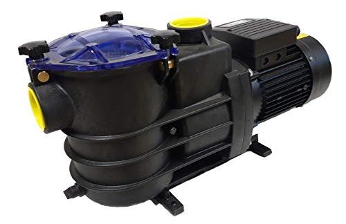 Bomba para piscina PSH, bomba de piscina eléctrica de 1 Hp (CV) modelo ND.2-19 MONOFÁSICA, especialmente diseñada para la depuración de piscinas domésticas.