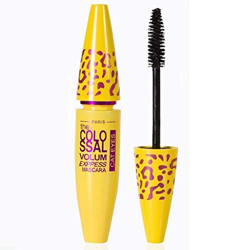 Mascara Gychee Collagen Cosmetics Lange Kurve Wasserdichte Schwarze Mascara Make-Up Erweiterung...