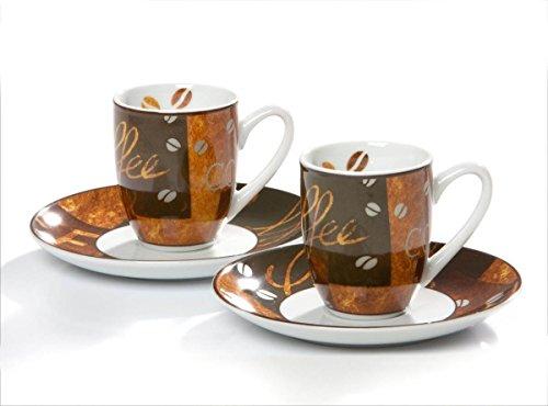 Set 2 Espressotassen m.U. Chil
