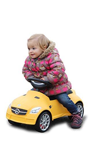 JAMARA 460207 Mercedes-Benz Auto Spielwaren, gelb