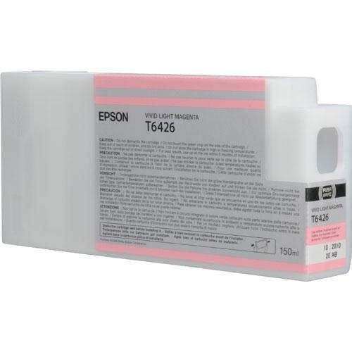 Epson T6426 Tintenpatrone, Singlepack, vivid hell magenta